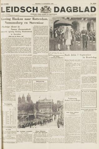 Leidsch Dagblad 1954-08-13