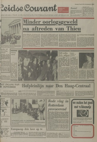 Leidse Courant 1975-04-22