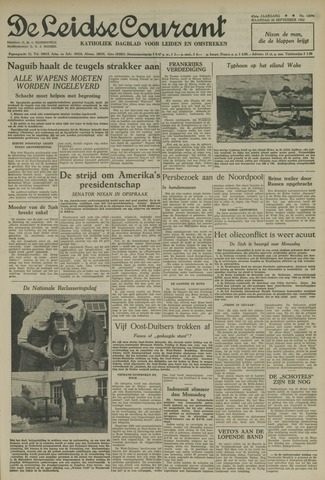 Leidse Courant 1952-09-22