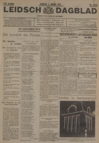 Leidsch Dagblad 1937