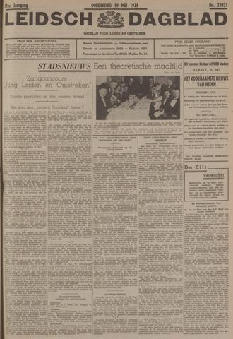 Leidsch Dagblad 1938-05-19