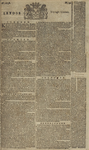 Leydse Courant 1758-08-11
