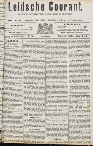 Leydse Courant 1890-03-24