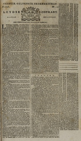 Leydse Courant 1796-09-12
