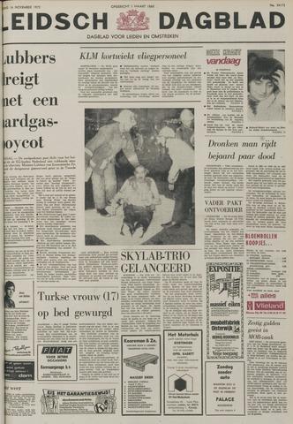 Leidsch Dagblad 1973-11-16