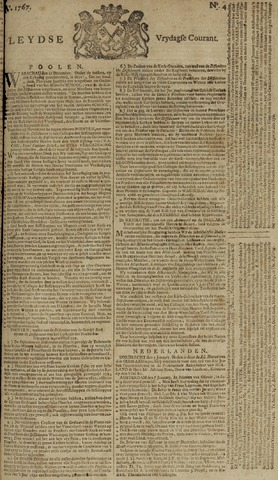 Leydse Courant 1767-01-09