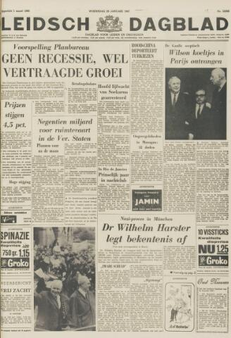 Leidsch Dagblad 1967-01-25