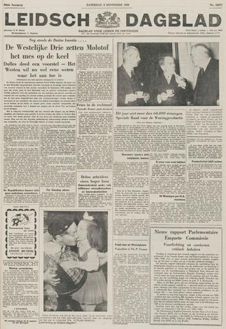 Leidsch Dagblad 1955-11-05