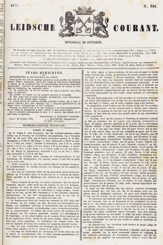 Leydse Courant 1873-10-28