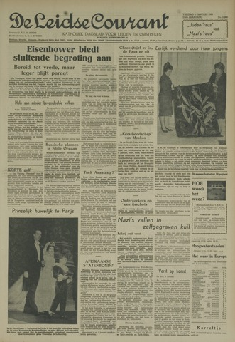 Leidse Courant 1960-01-08
