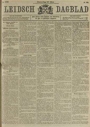 Leidsch Dagblad 1911-05-27