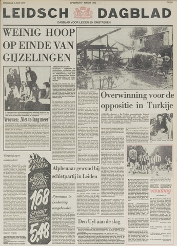 Leidsch Dagblad 1977-06-06