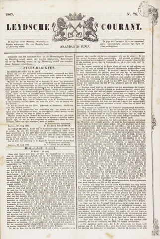 Leydse Courant 1865-06-23
