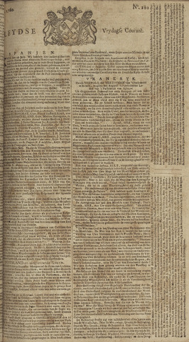 Leydse Courant 1760-08-22