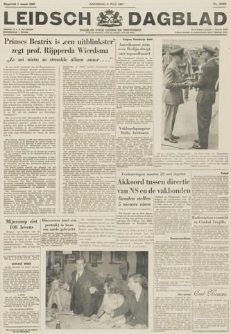 Leidsch Dagblad 1961-07-08