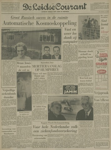 Leidse Courant 1967-10-31