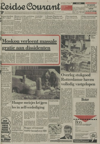 Leidse Courant 1987-02-11