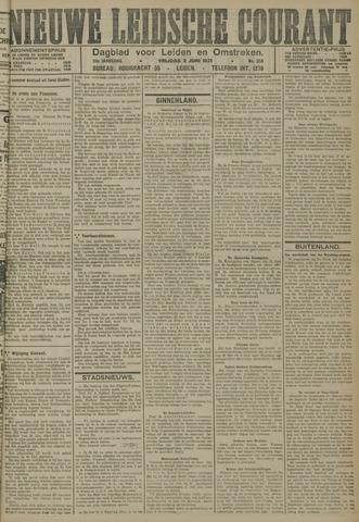 Nieuwe Leidsche Courant 1921-06-03