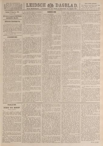 Leidsch Dagblad 1919-08-08