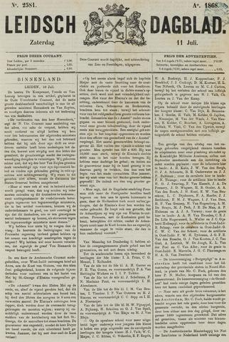 Leidsch Dagblad 1868-07-11