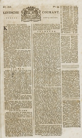 Leydse Courant 1826-03-31