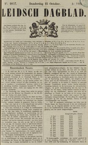 Leidsch Dagblad 1866-10-25