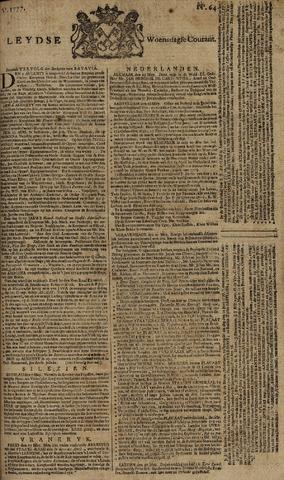 Leydse Courant 1777-05-28
