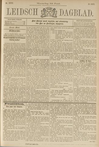 Leidsch Dagblad 1893-06-12
