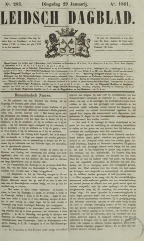 Leidsch Dagblad 1861-01-29