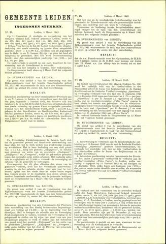 Handelingen van de Raad 1942-03-05