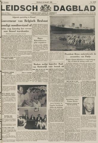 Leidsch Dagblad 1955-03-25