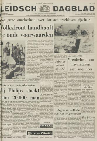 Leidsch Dagblad 1970-09-14