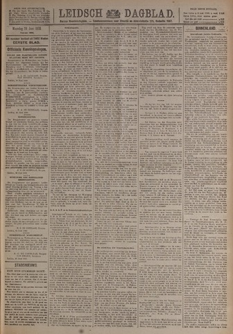 Leidsch Dagblad 1920-06-28