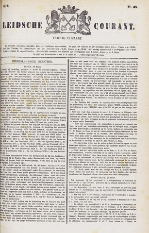 Leydse Courant 1879-03-21