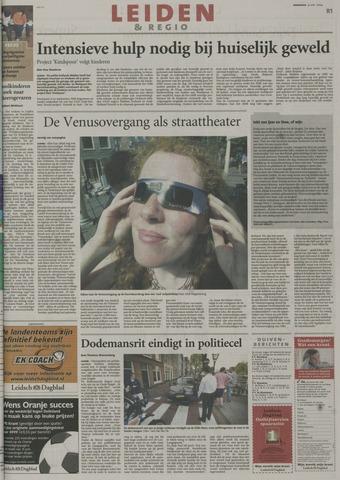 Leidsch Dagblad 2004-06-09