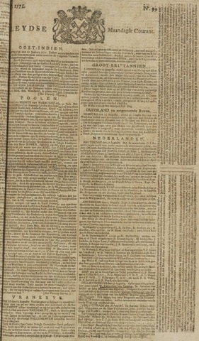 Leydse Courant 1771-08-19