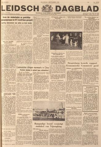 Leidsch Dagblad 1949-09-05
