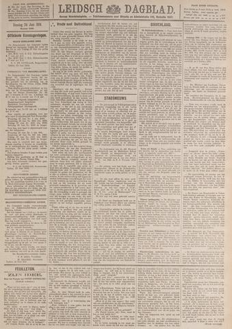 Leidsch Dagblad 1919-06-24