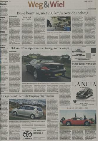 Leidsch Dagblad 2004-04-09