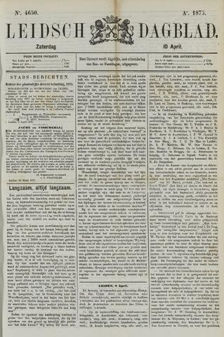 Leidsch Dagblad 1875-04-10