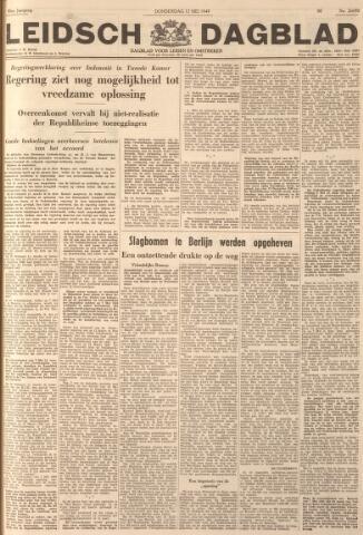 Leidsch Dagblad 1949-05-12