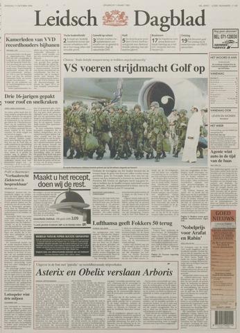 Leidsch Dagblad 1994-10-11