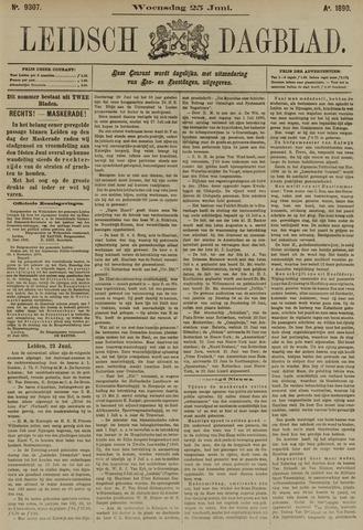 Leidsch Dagblad 1890-06-25