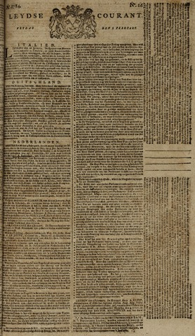 Leydse Courant 1784-02-06