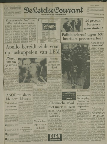 Leidse Courant 1969-05-22