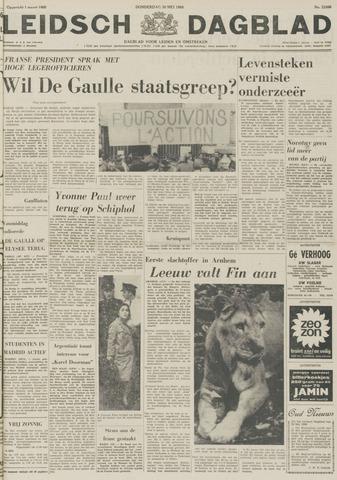 Leidsch Dagblad 1968-05-30