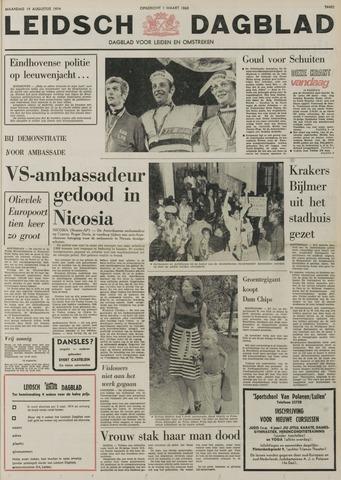 Leidsch Dagblad 1974-08-19