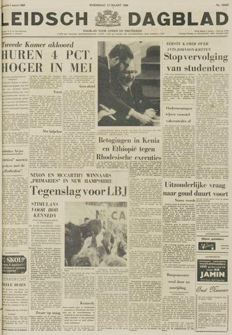 Leidsch Dagblad 1968-03-13