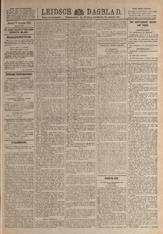 Leidsch Dagblad 1920-12-28