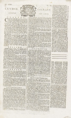 Leydse Courant 1818-07-20